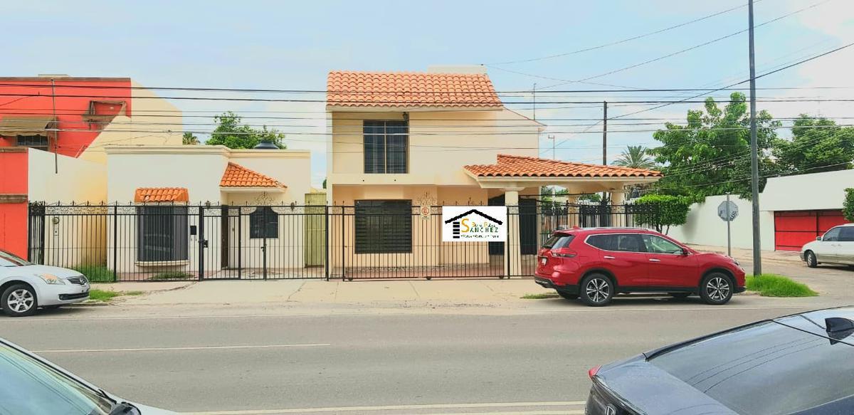 Foto Casa en Venta en  Constitución,  Hermosillo  2 Casas en Venta en Col. Constitución al Norte de Hermosillo