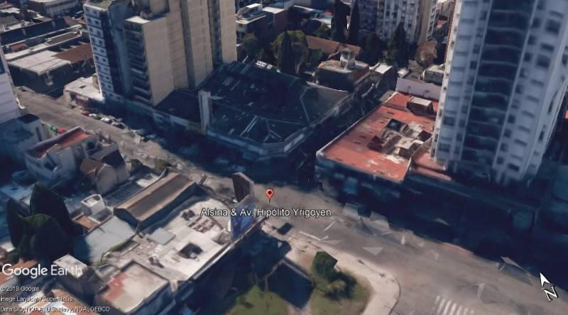 Foto Local en Alquiler en  Quilmes ,  G.B.A. Zona Sur  Hipolito yrigoyen  al 500