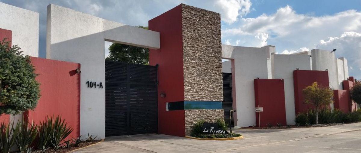 Foto Casa en condominio en Venta en  Paseos del Valle,  Toluca  La Rivera