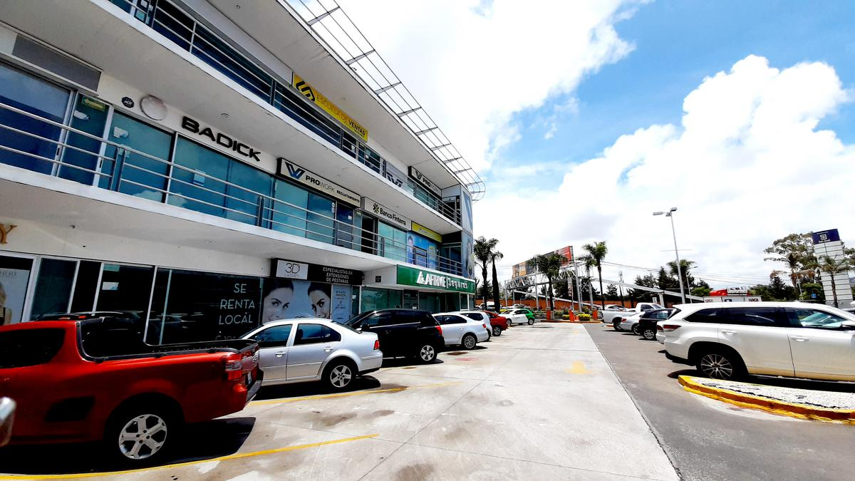 Foto Local en Renta en  Fraccionamiento Zona Residencial Anexa Estrellas del Sur,  Puebla  Local en Renta en San Jose Vista Hermosa Puebla