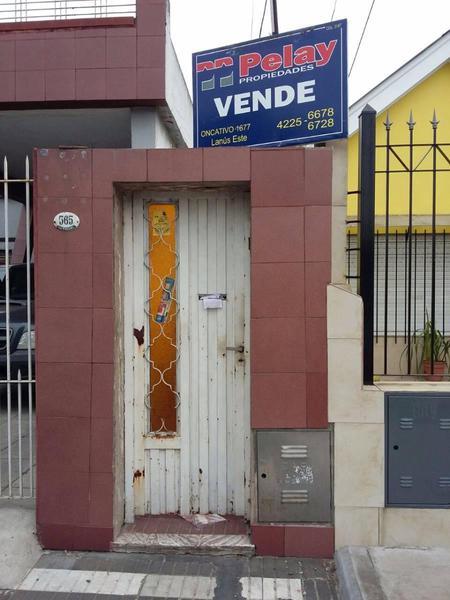 Foto Casa en Venta en  Lanús Este,  Lanús  O Higgins 500