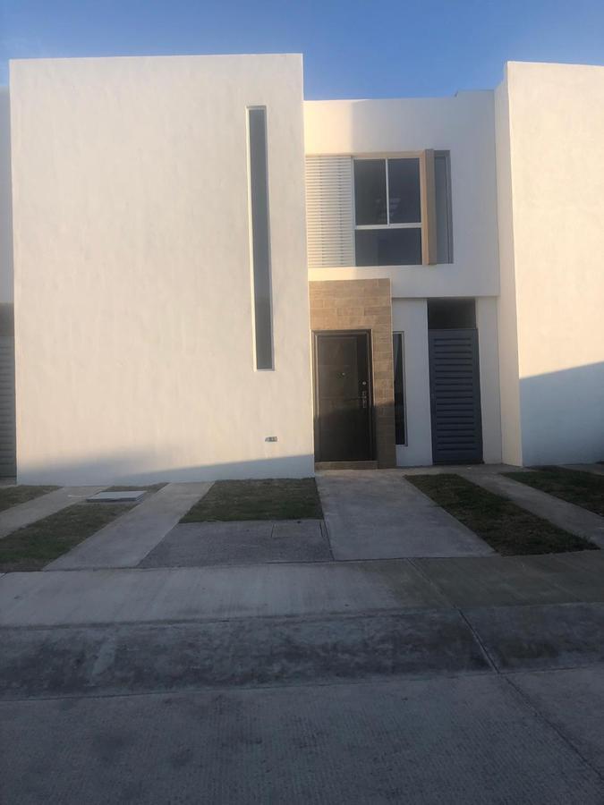 Foto Casa en Renta en  Villa de Pozos,  San Luis Potosí  la cantera residencial