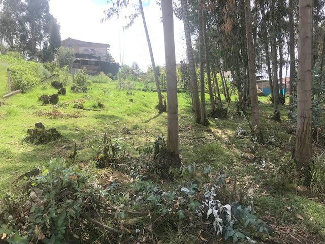 Foto Terreno en Venta en  Sayausi,  Cuenca  San José de Balzay.