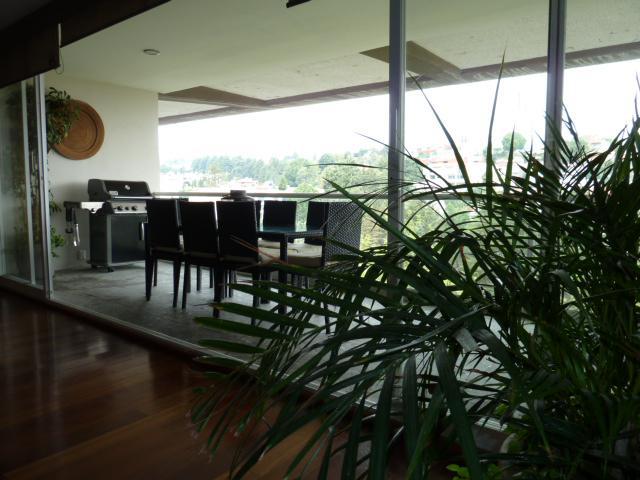 Foto Departamento en Venta en  Lomas AnAhuac,  Huixquilucan  DEPARTAMENTO EN VENTA LOMAS ANAHUAC.  seguridad, terraza,  vista abierta.