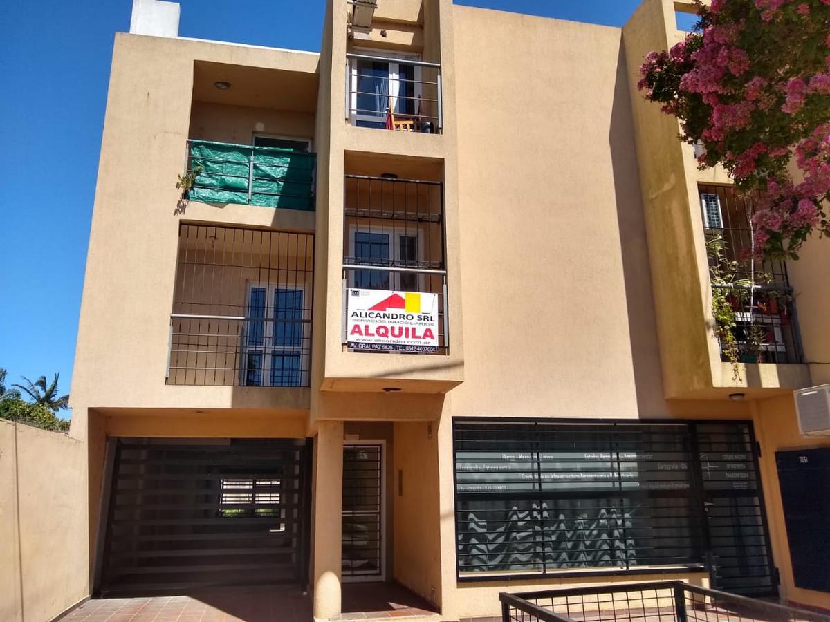 Foto Departamento en Alquiler en  La Capital ,  Santa Fe  A. Godoy  al 7000