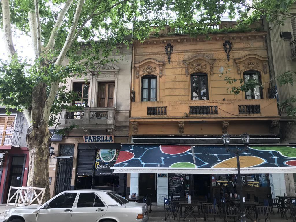 Foto Edificio Comercial en Venta |  en  San Telmo ,  Capital Federal  Chile al 300, San Telmo - edificio doble frente