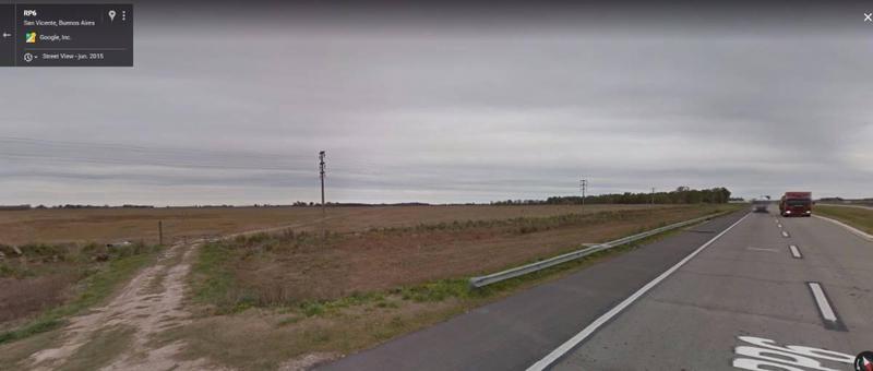 Foto Campo en Venta en  San Vicente,  San Vicente  Ruta 6