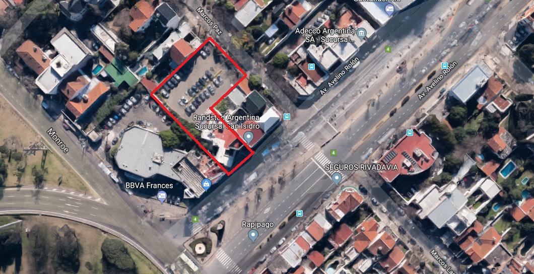 Foto Oficina en Alquiler en  San Isidro ,  G.B.A. Zona Norte  Av. Avelino Rolón al 200