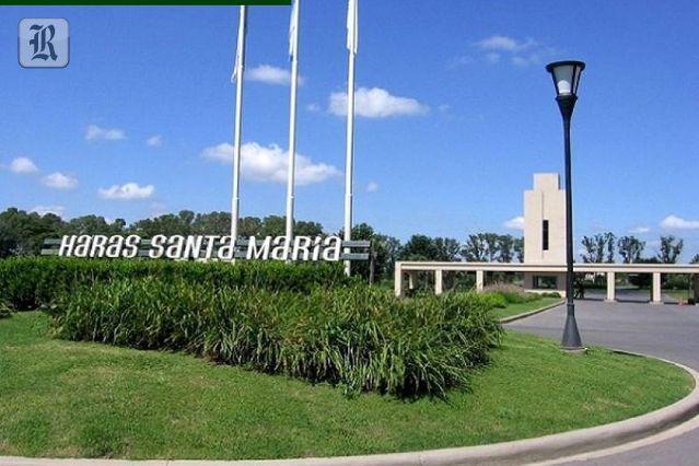 Foto Terreno en Venta en  Haras Santa Maria,  Countries/B.Cerrado (Escobar)  Haras Santa Maria