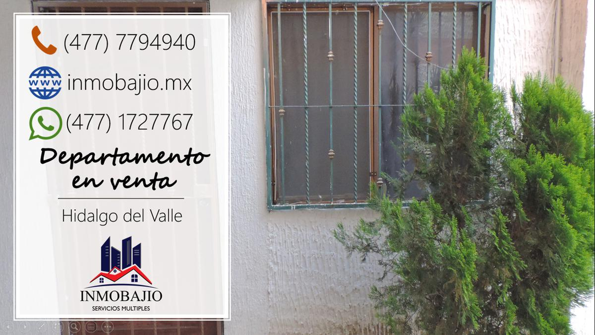 Foto Departamento en Venta en  Conjunto habitacional Hidalgo del Valle,  León      Departamento en planta baja en venta en Hidalgo del Valle (APARTADO)