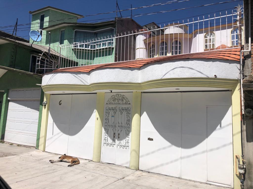Foto Departamento en Renta en  Ocho Cedros,  Toluca  Primera cerrada de Tlachayola