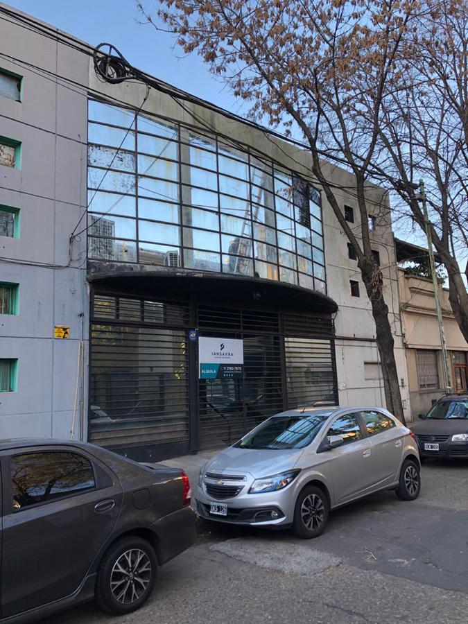 Foto Oficina en Alquiler en  Belgrano ,  Capital Federal  Artilleros al 2300