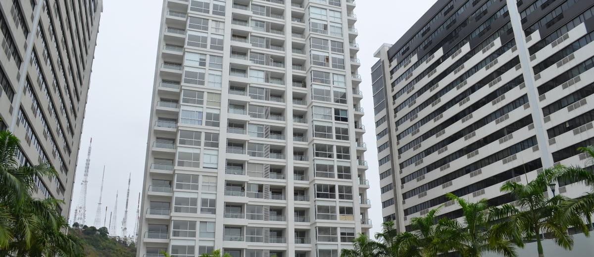 Foto Departamento en Venta | Alquiler en  Norte de Guayaquil,  Guayaquil  Puerto Santa Ana Edificio Spazio vendo departamento  con vista al rio