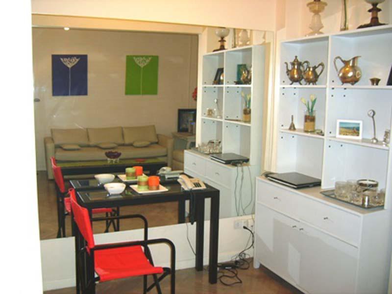 Foto Departamento en Alquiler temporario en  Palermo ,  Capital Federal  BORGES, JORGE LUIS entre SANTA FE AV. y GUEMES