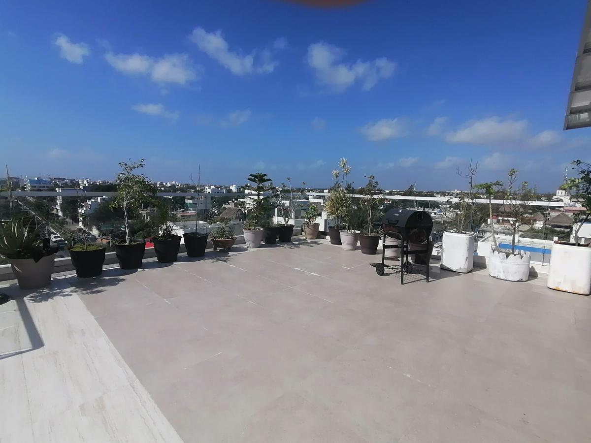Foto Departamento en Renta en  Playa del Carmen Centro,  Solidaridad  2 REC. CERCA A LA PLAYA