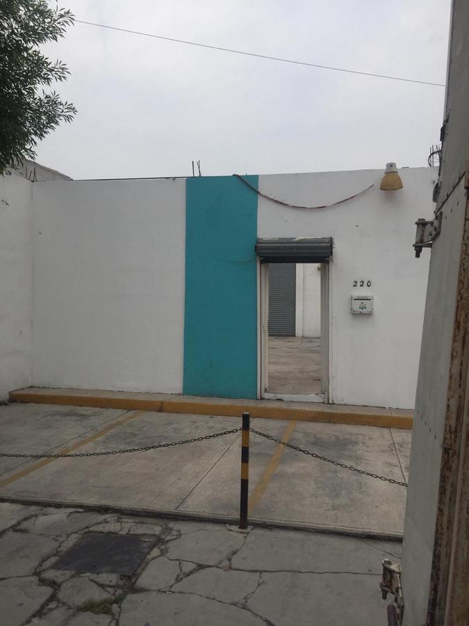 Foto Bodega Industrial en Renta en  Centro,  Monterrey  Centro