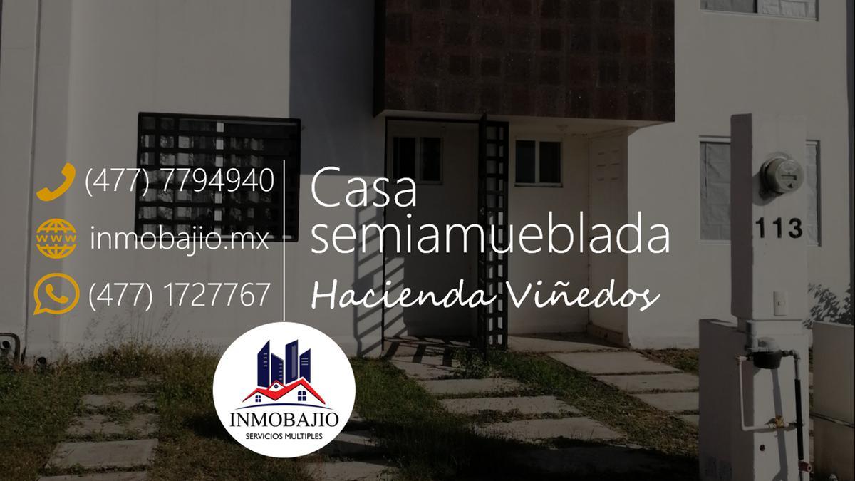 Foto Casa en Renta en  Hacienda Viñedos,  León  Casa semiamueblada en Hacienda Viñedos