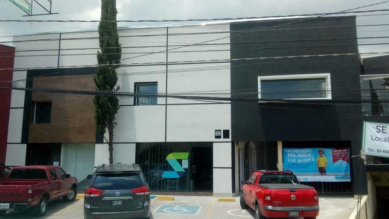 Foto Local en Renta    en  La Joya,  Metepec  OFICINAS EN RENTA COL. LA JOYA METEPEC