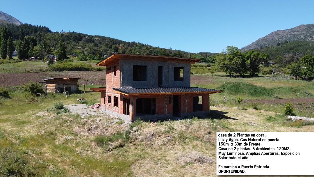 Foto Chacra en Venta en  Rincón de Lobos,  El Hoyo  El Hoyo