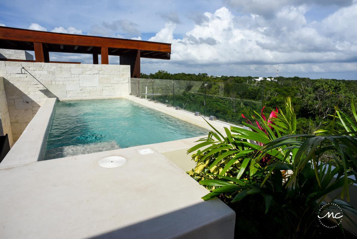 Foto Departamento en Venta | Renta temporal en  Region 15 Kukulcan,  Tulum  Penthouse con piscina privada en Tulum