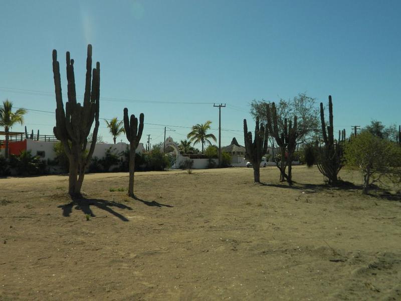 Foto Terreno en Venta en  Comitán,  La Paz  AV. UNO , FRACC. COMITAN.