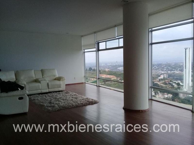 Foto Departamento en Renta | Venta en  Bosque Real,  Huixquilucan  Departamento en Renta en Lo Alto Bosque Real
