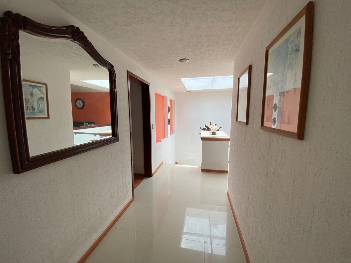 Foto Casa en condominio en Renta en  San Jerónimo Chicahualco,  Metepec  RENTA DE CASA AMUEBLADA EN FRACCIONAMIENTO NOGAL SAN JERONIMO CHICAHUALCO METEPEC