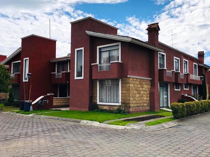 Foto Casa en condominio en Renta en  Real de San Jerónimo,  Metepec  CASA EN RENTA, SAN JERÓNIMO CHICAHUALCO, METEPEC