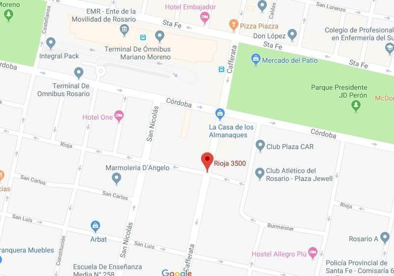 Foto Departamento en Venta en  Echesortu,  Rosario  Rioja 3500