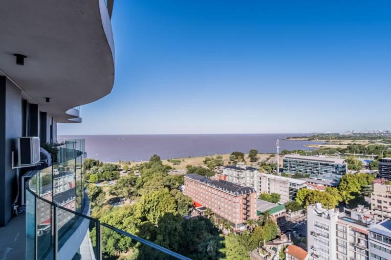 VENTA - Torre View - 6 ambientes 220m2, Vista Unica al Rio