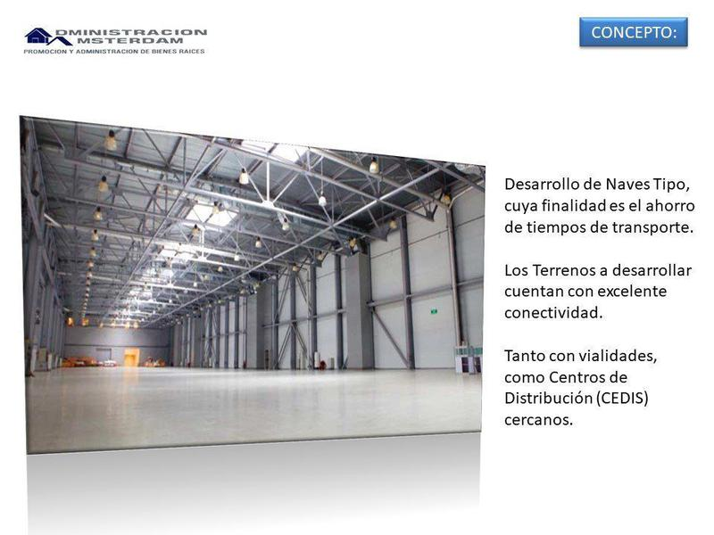 Foto Nave Industrial en Renta en  Santiago Teyahualco,  Tultepec  Lago de guadalupes esquina Hacienda Portales