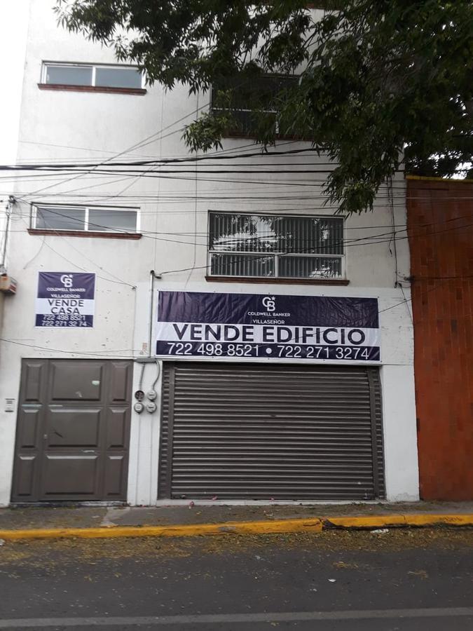 Foto Oficina en Venta en  Centro,  Toluca  Edifico Comercial en Venta Toluca