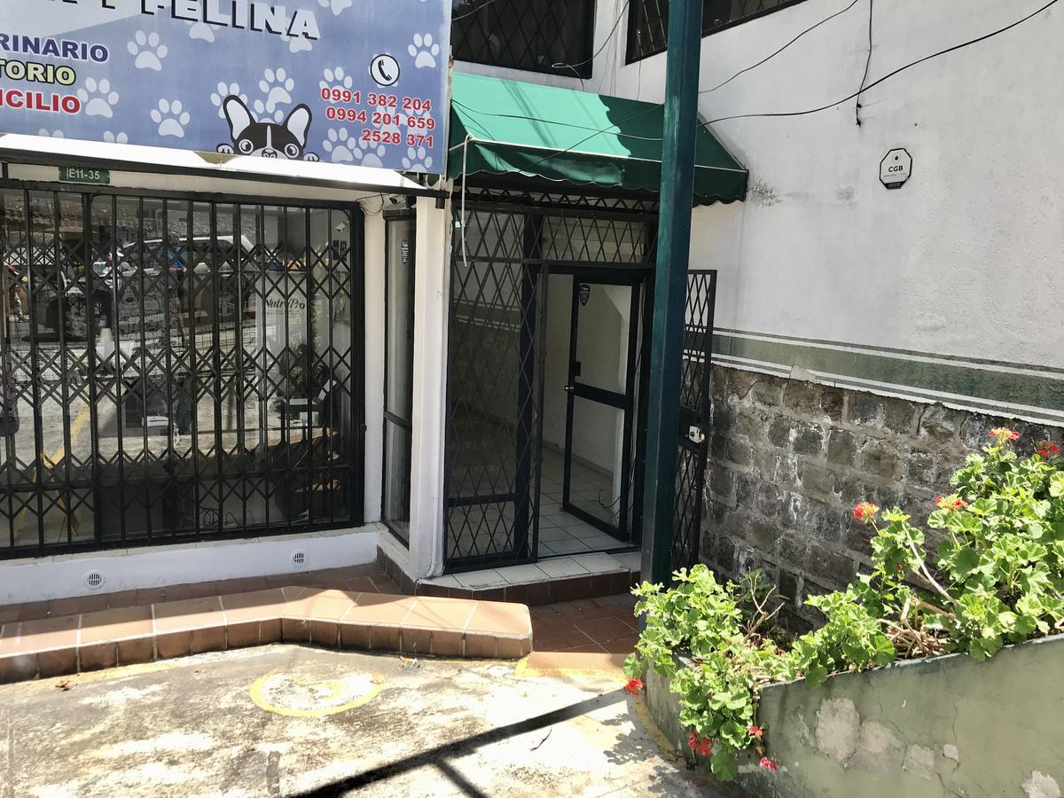 Foto Local Comercial en Alquiler en  Centro Norte,  Quito  Alfonso Caamaño y Coruña