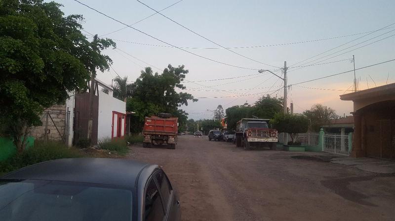 Foto Casa en Venta en  Gustavo Díaz Ordaz,  Culiacán  SE VENDE CASA EN OBRA NEGRA CON TERRENO DE 6.50X40