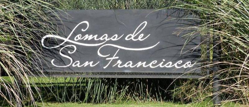 Foto Terreno en Venta en  Lomas de San Francisco,  Countries/B.Cerrado (Lujan)  Lomas De San Francisco L89