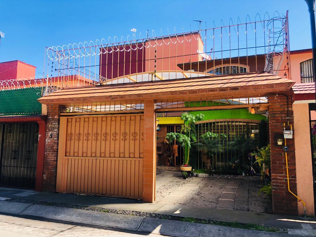 Foto Casa en condominio en Venta en  Ex-Hacienda San Jorge,  Toluca  San Jorge