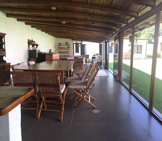 Foto Casa en Alquiler en  Cumbayá,  Quito  Venta de casa de un solo nivel.suite independiente y jardín