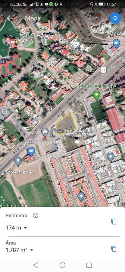 Foto Terreno en Venta en  El Edén,  Aguascalientes  Venta de terreno en Blvd. Juan Pablo II