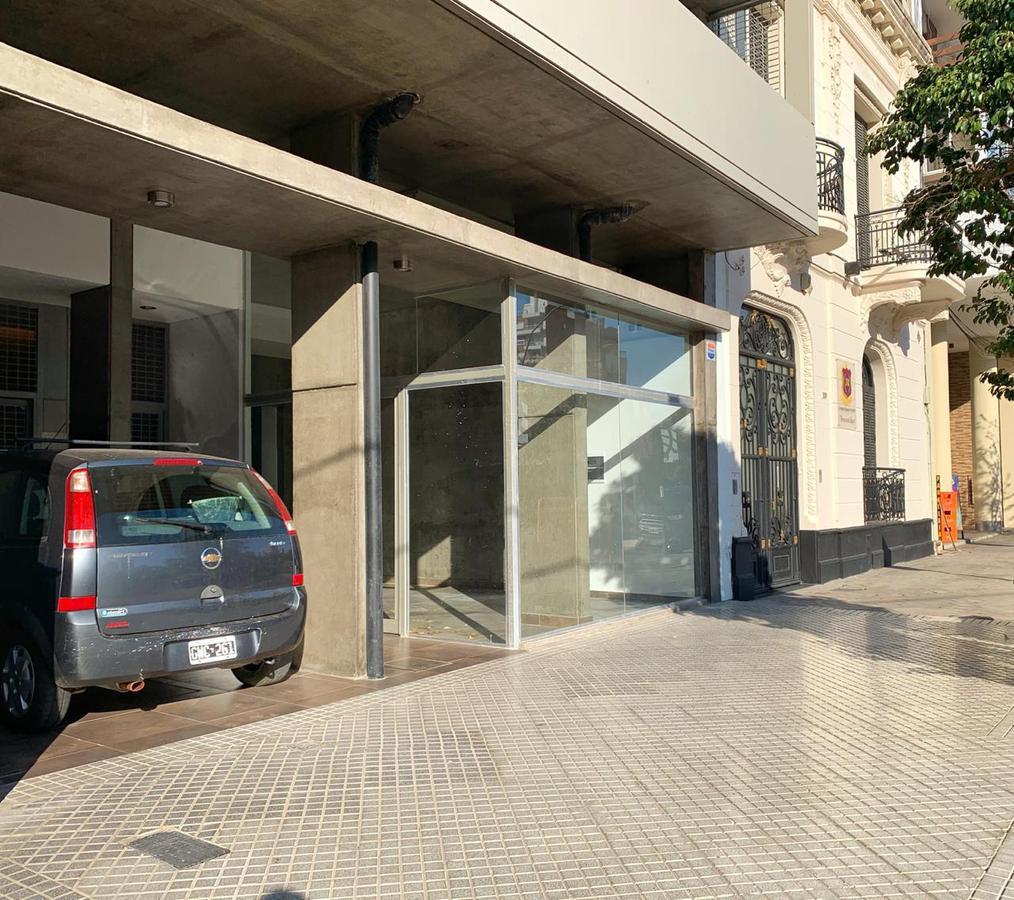 Foto Departamento en Alquiler en  Centro,  Rosario  Av. Francia al 700