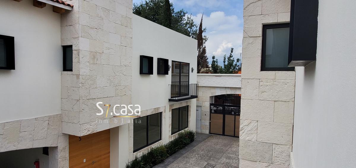 Foto Casa en condominio en Venta en  Cantil del Pedregal,  Coyoacán  Casa en Condominio, Venta a estrenar, Cantil del Pedregal CDMX