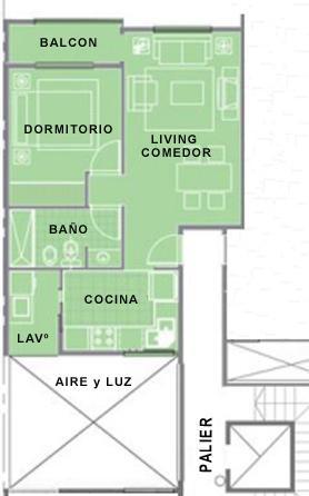 Foto Departamento en Venta en  Adrogue,  Almirante Brown  ROSALES nº 1680, entre Plaza Alte. Brown y La Rosa