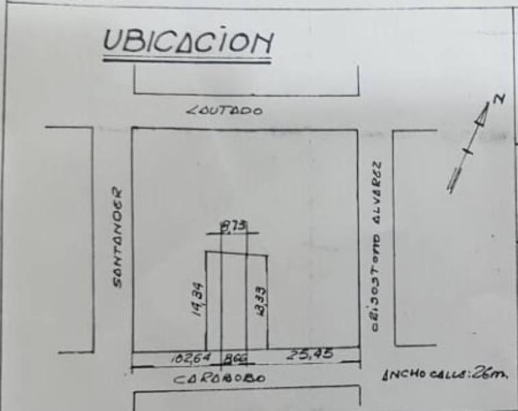 Foto Edificio Comercial en Venta en  Flores ,  Capital Federal  Carabobo al 1200