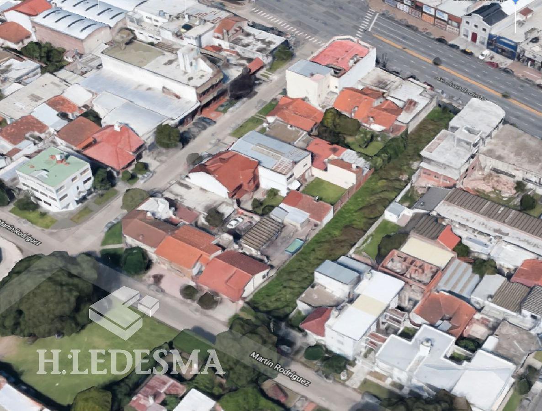 Foto Terreno en Venta en  San Carlos,  Mar Del Plata  AV J B JUSTO 1200
