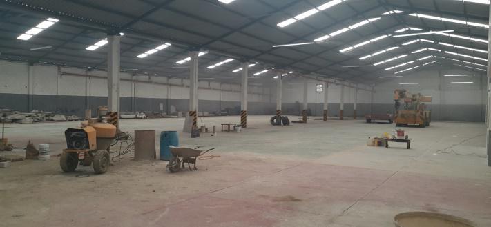 Foto Bodega Industrial en Renta en  Guadalupe Victoria Valsequillo,  Puebla  Bodega Industrial en renta en Barrio de San Juan Puebla