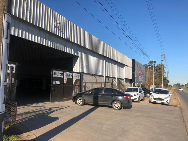 Foto Depósito en Alquiler en  Pilar ,  G.B.A. Zona Norte  KM 63 - COLECTORA PANAMERICANA