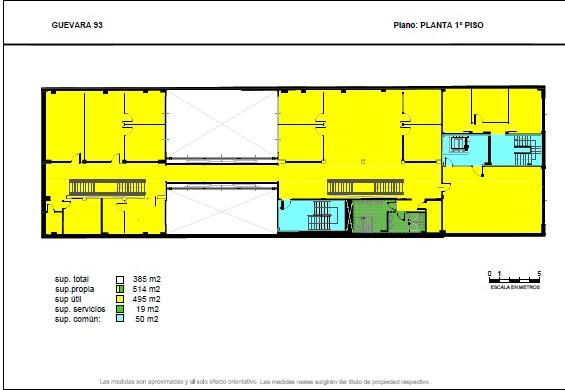 Foto Oficina en Alquiler   Venta en  Palermo Hollywood,  Palermo  GUEVARA 93