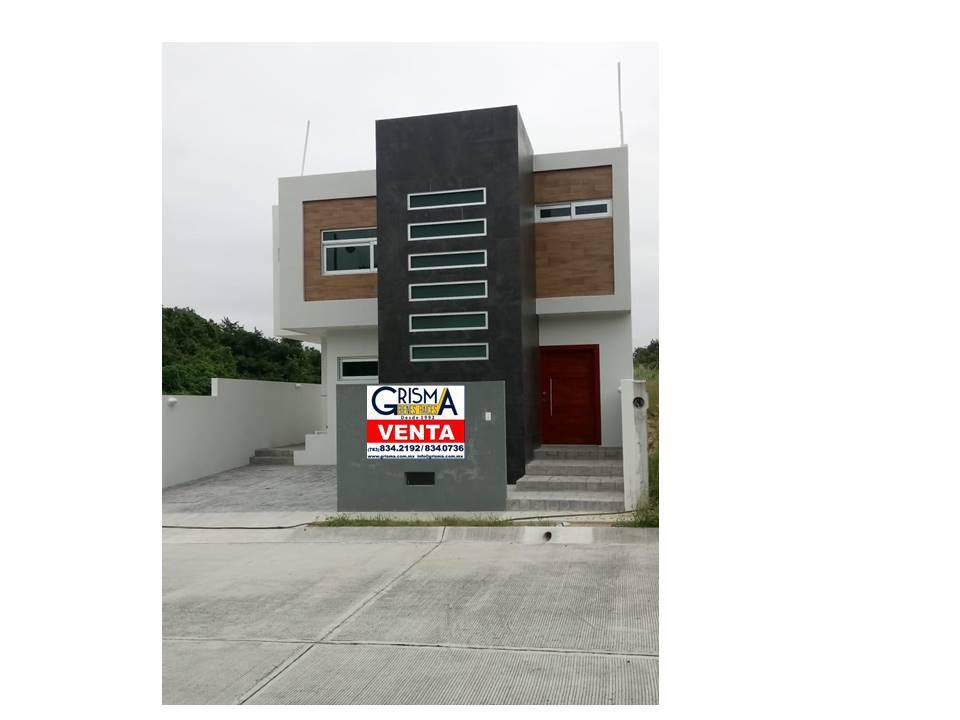 Foto Casa en Venta en  Ejido Isla de Juana Moza,  Tuxpan  PRECIOSA   CASA   NUEVA  UBICADA EN  CAMINO  A  J UANA  MOZA
