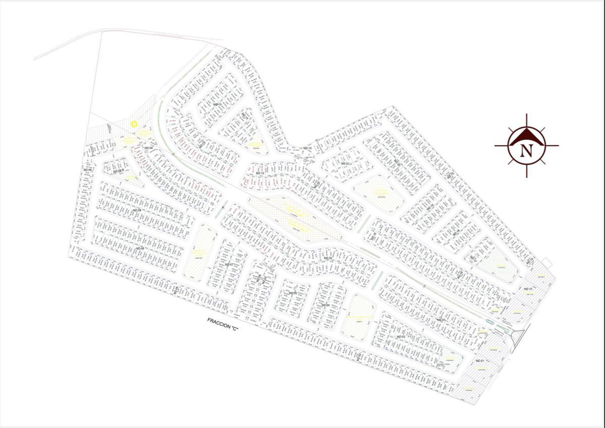 Foto Terreno en Venta en  Fraccionamiento Lomas del Dorado,  Boca del Río          LOMAS DEL DORADO, Terreno en VENTA desde 160 m2 en $4,400 m2 (IV)