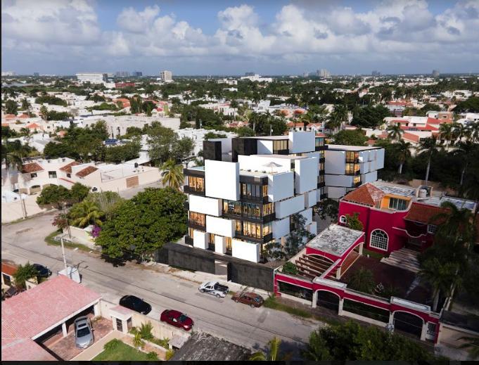 Foto Departamento en Venta en  Fraccionamiento Montecristo,  Mérida  Departamento en venta en Norte de Mérida Tipo 2,  Acabados de alta calidad