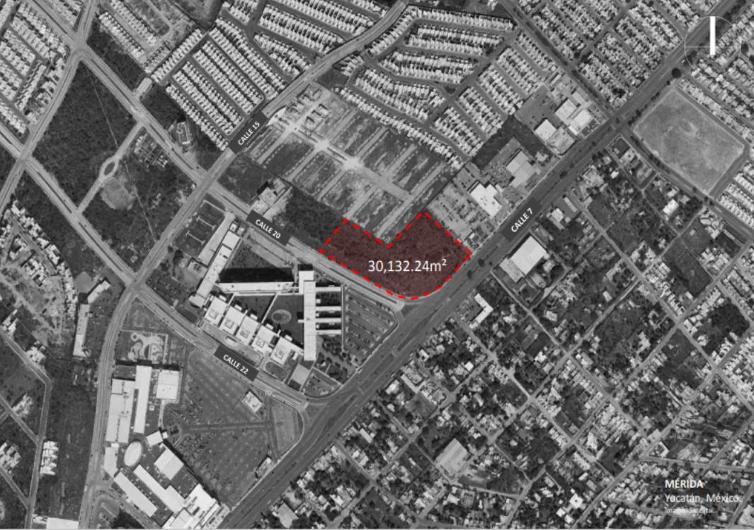 Foto Terreno en Renta en  Fraccionamiento Altabrisa,  Mérida  TERRENO, PLAZA COMERCIAL EN RENTA  EN ZONA NORTE